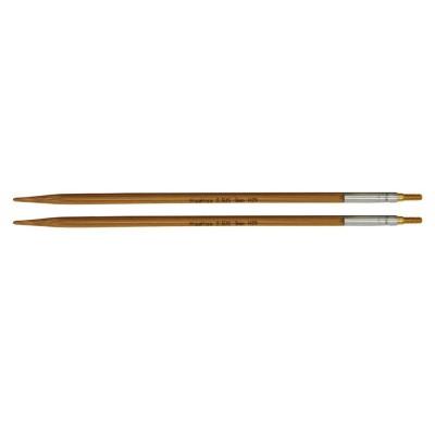 Bambusowe druty do łączenia z żyłką (HiyaHiya)