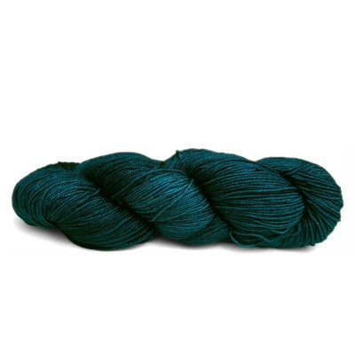 Włóczka Sock Teal Feather 412 (Malabrigo)