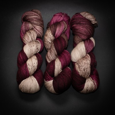 Merino 400 Wiśniowy deser (MaCoonColor)