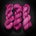 Merino Sock Extra Po prostu róż (MaCoonColor)