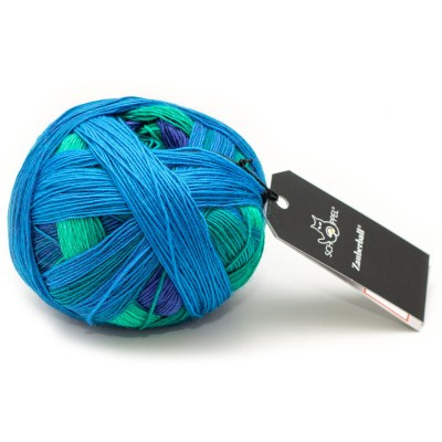 Włóczka Zauberball Grinding Turquoise