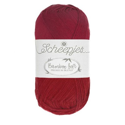 Bamboo Soft 259 Majestic Red (Scheepjes)