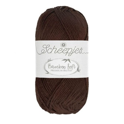Bamboo Soft 257 Smooth Cocoa (Scheepjes)