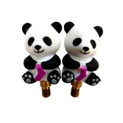 Pandy - stopery do żyłek (HiyaHiya)