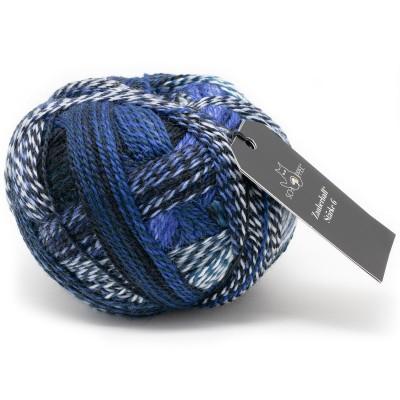 Włóczka Zauberball Stärke 6 2099 Blue Break (Schoppel)