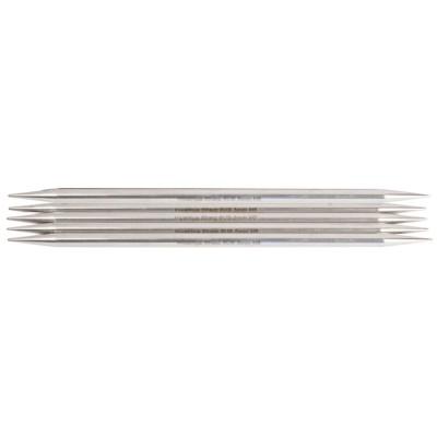 Druty skarpetkowe metalowe ostre (HiyaHiya)