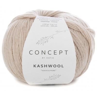 Kashwool Sock&More Beige (Concept by Katia)