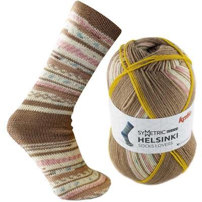 Helsinki Symetric Socks 52 (Katia)