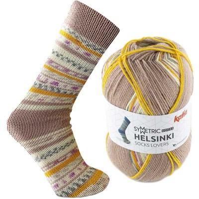 Włóczka Helsinki Symetric Socks 51 (Katia)
