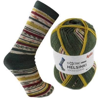 Włóczka Helsinki Symetric Socks 53 (Katia)