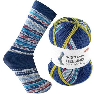 Helsinki Symetric Socks 55 (Katia)