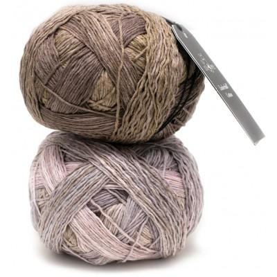 Włóczka Zauberball Cotton 2369 Diffuser (Schoppel)