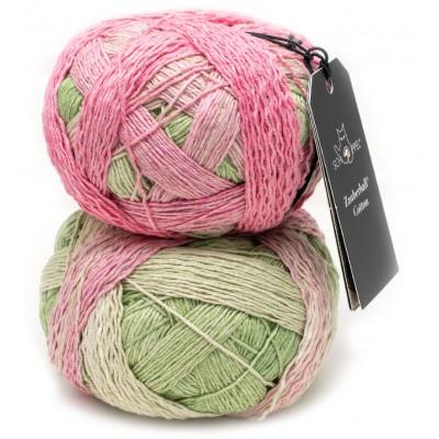 Włóczka Zauberball Cotton 2340 Good Times (Schoppel)