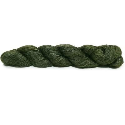 Włóczka Silkpaca Lace Olive 056 (Malabrigo)