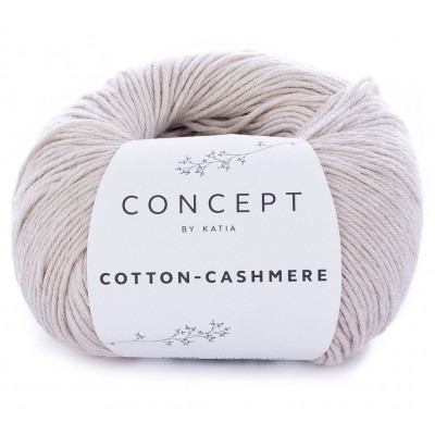 Cotton Cashmere 54 Beige (Concept by Katia)