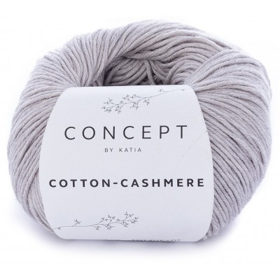 Cotton Cashmere 56 Stone grey (Concept by Katia)