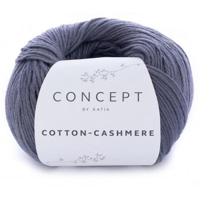 Cotton Cashmere 61 Dark grey (Concept by Katia)
