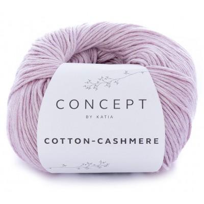 Cotton Cashmere 64 Light mauve (Concept by Katia)