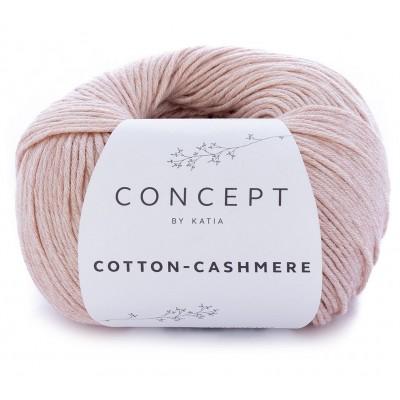 Cotton Cashmere 66 Salmon range (Concept by Katia)