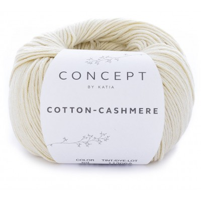 Cotton Cashmere 69 Light pistachio (Concept by Katia)