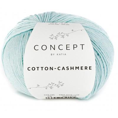 Cotton Cashmere 73 Water blue (Concept by Katia)