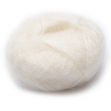 Włóczka Brushed Lace 3000 Hvid (Mohair by Canard)