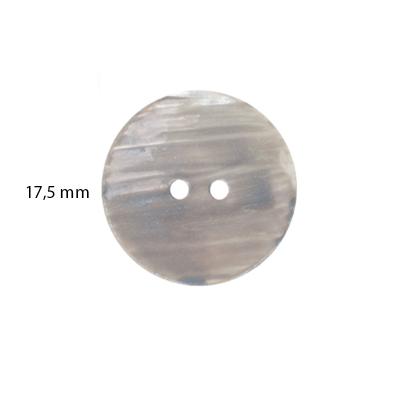 Guzik z masy perłowej 004 17,5 mm