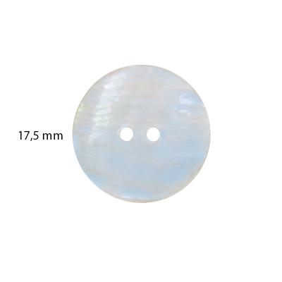 Guzik z masy perłowej 259 17,5 mm