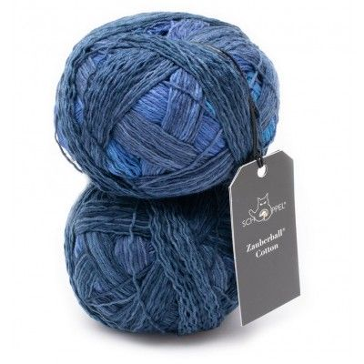 Zauberball Cotton Working Class 2343 (Schoppel)