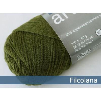 Włóczka Arwetta Classic 148 Deep Olive (Filcolana)