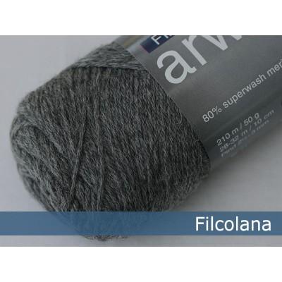 Włóczka Arwetta Classic 955 Medium Grey (melange)...