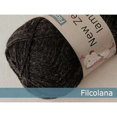 Włóczka Saga 953 Charcoal (melange) (Filcolana)