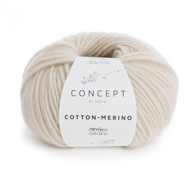Włóczka Cotton Merino 101 (Concept by Katia)