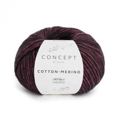 Włóczka Cotton Merino 53 (Concept by Katia)