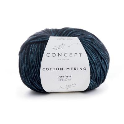 Włóczka Cotton Merino 55 (Concept by Katia)
