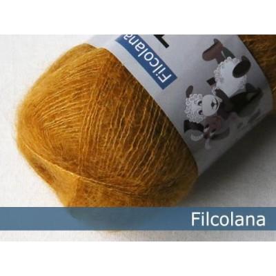 Włóczka Tilia 136 Mustard (Filcolana)