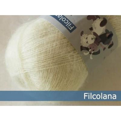 Włóczka Tilia 101 Natural White (Filcolana)
