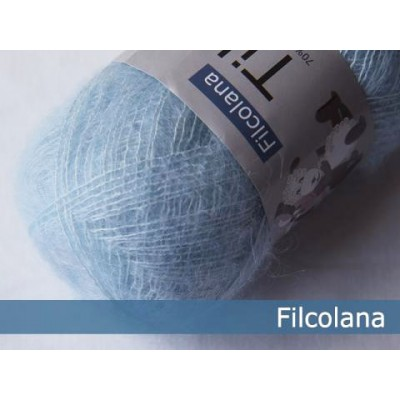 Włóczka Tilia 340 Ice Blue (Filcolana)