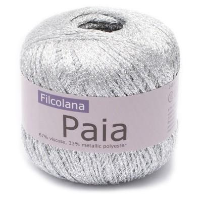 Włóczka Paia 702 Silver Shimmer (Filcolana)