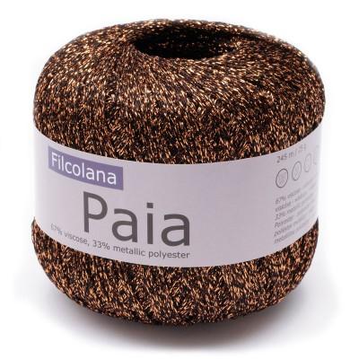 Włóczka Paia 705 Copper Shimmer
