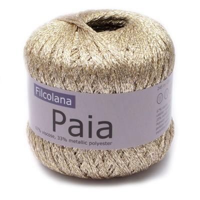 Włóczka Paia 703 Gold Shimmer (Filcolana)