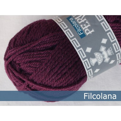 Włóczka Peruvian Highland Wool 222 Plum (Filcolana)