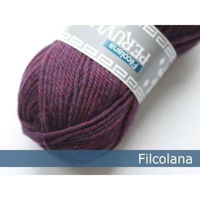 Włóczka Peruvian Highland Wool 806 Aubergine (Filcolana)
