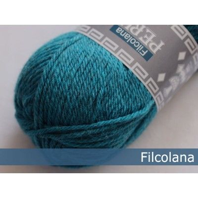 Włóczka Peruvian Highland Wool 811 Caribean Sea (Filcolana)