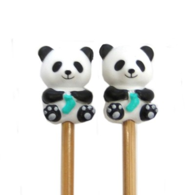 Pandy - ochronne zatyczki na druty (HiyaHiya)
