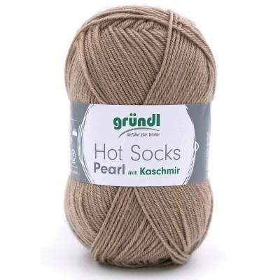 Włóczka Hot Sock Pearl uni 06 (Grundl)