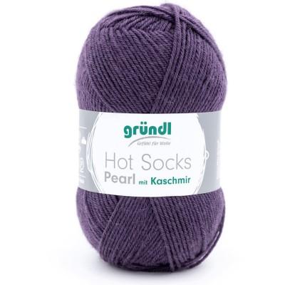 Włóczka Hot Sock Pearl uni 15 (Grundl)