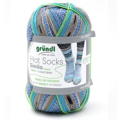 Włóczka Hot Socks Simila 301 (Gründl)