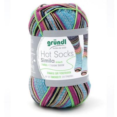 Włóczka Hot Socks Simila 304 (Gründl)