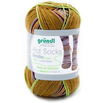 Włóczka Hot Socks Simila 405 (Gründl)